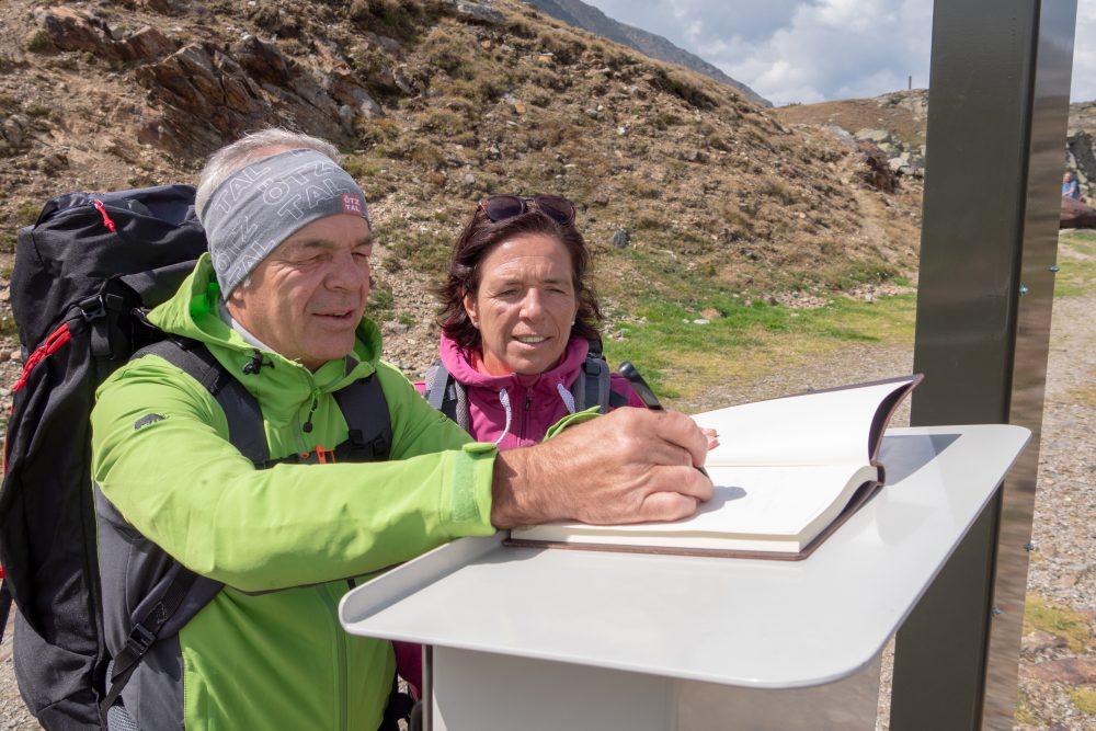 E5 Weitwanderweg Ötztal Timmelsjoch by Roland Klocker Wanderer schreiebn