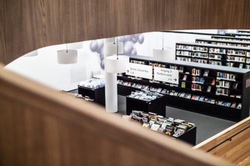 Stadt Bibliothek Innsbruck Photos by Roland Klocker 15